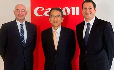 Canon acquires majority of Harbour IT