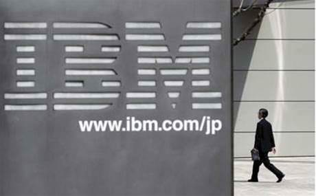 IBM sales fall to five-year low