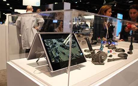 HP brings 'Sprout' 3D tech to channel
