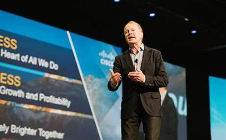 Cisco tells top partners: focus on software and security