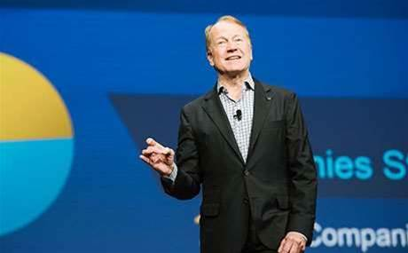 Cisco chief John Chambers to step down