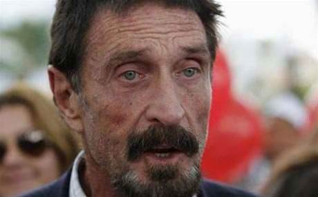 John McAfee launches funding drive for password replacement tech