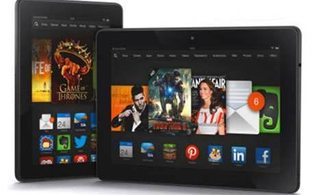 Kindle Fire HDX: a faster, slimmer Amazon tablet