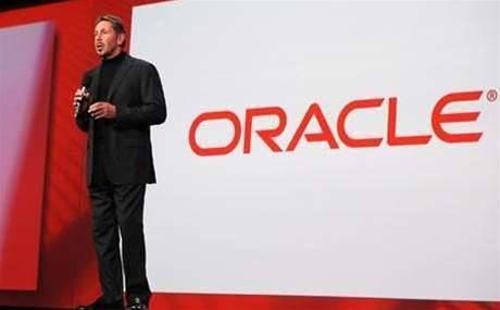Oracle's Ellison steps aside