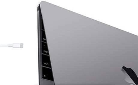 Apple reveals its new MacBook