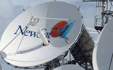 NewSat stops satellite build during financing talks