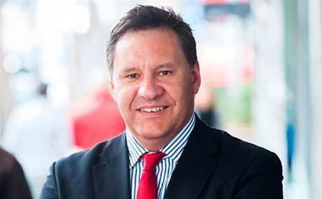 Nuance hires Australian managing director