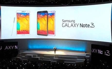 Telcos reveal Samsung Galaxy Note 3 availability