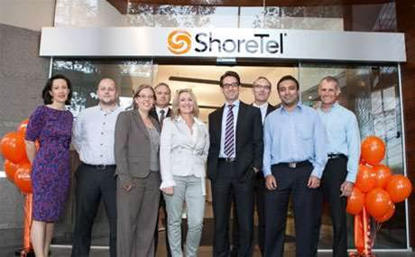 ShoreTel praises Aussie channel for strong results