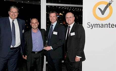 Symantec tells top ANZ partners: better profits on the way
