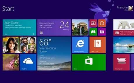 Windows 8.1 lets PC makers start from scratch