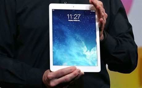 iPad sales hit by rise of cheap tablets