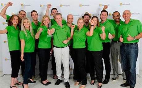 Finalists: Microsoft Australia Partner Awards