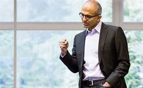 Nadella: $5 billion a year is price to play in public cloud