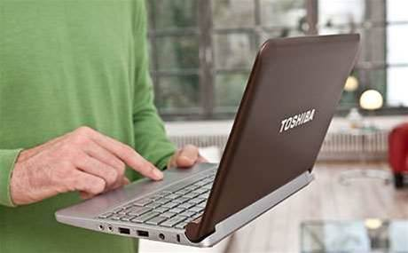 Toshiba retreating from consumer PC markets