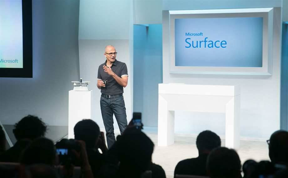 Microsoft Surface sales top $1b in back-to-back quarters