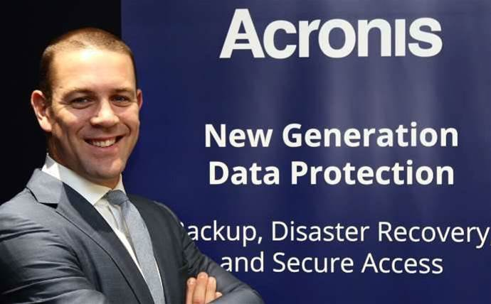 Acronis Australia GM jumps to Cisco Meraki