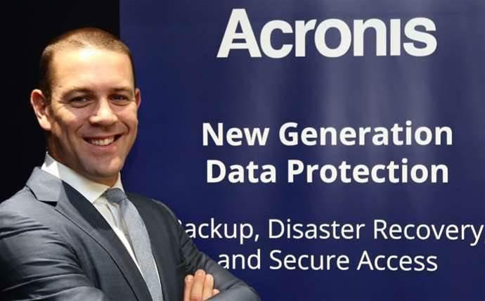Acronis Australia GM jumps to Cisco Meraki