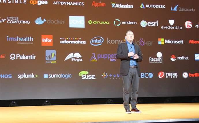 AWS promotes cloud boss Andy Jassy to CEO