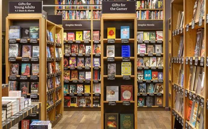 CEO backtracks on Amazon bookshops comment
