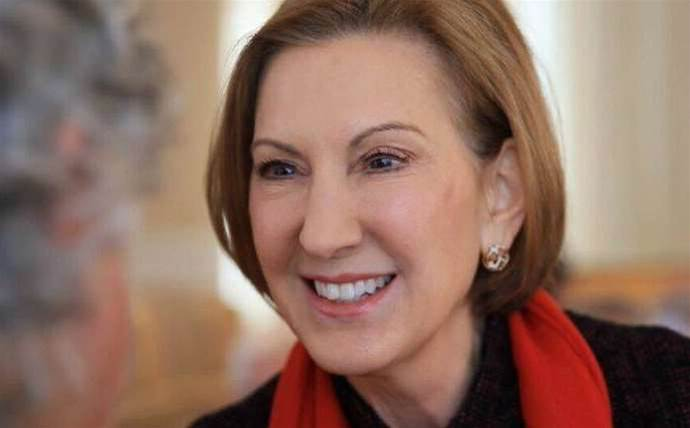 Ex-HP chief Carly Fiorina drops out of US presidential race