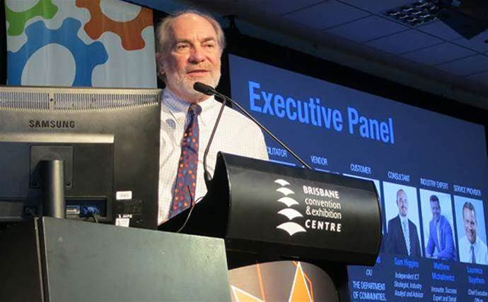 Data#3's John Grant appointed NRL chief
