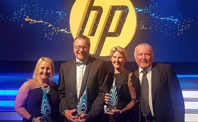 Data#3, Synnex, Ingram score HP Australia awards