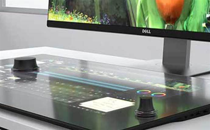 Dell Canvas takes on Microsoft Surface Studio