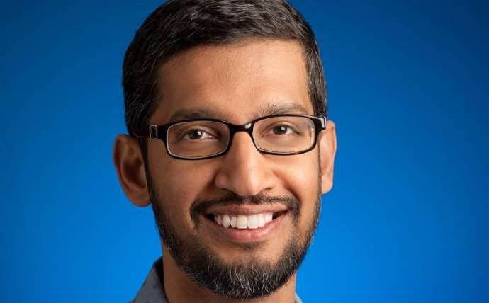 Google CEO receives $280 million in stocks