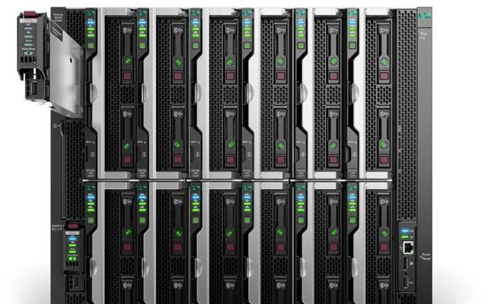 HPE launches 'persistent memory'