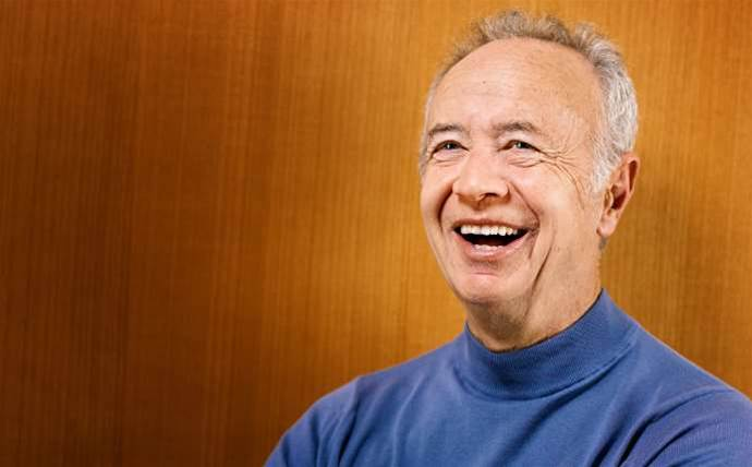 Intel's Andy Grove dead at 79