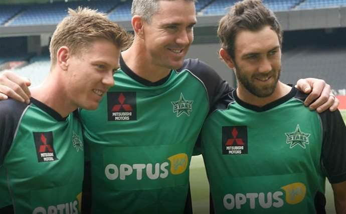 Optus rescues Melbourne Stars after Dick Smith exit
