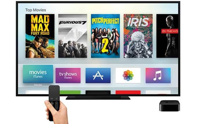 New Apple TV features Siri