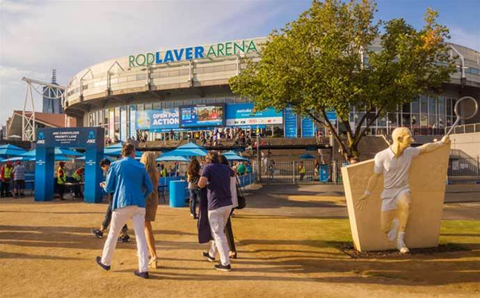 Invigor teams with Optus to gather 2017 Australian Open crowd insights
