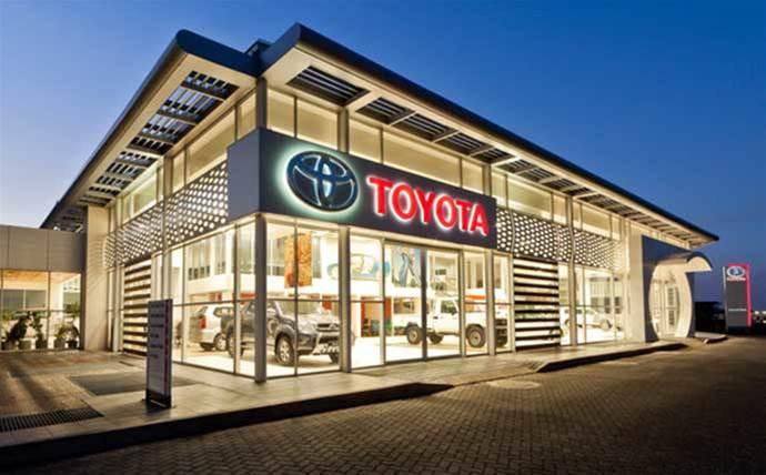 Datacom replaces Fujitsu as Toyota IT provider