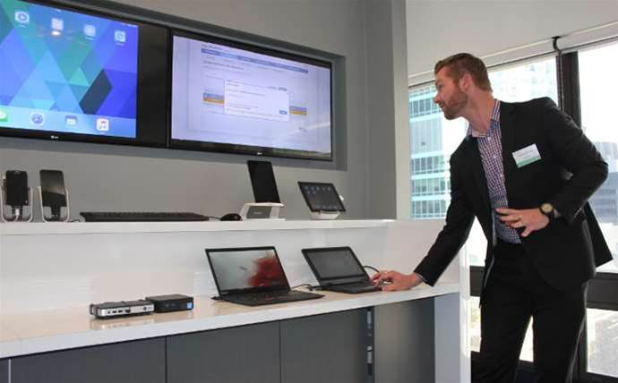VMware opens Sydney showroom for channel, clients