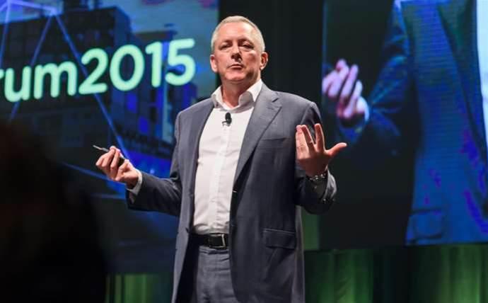 VMware Australia boss Duncan Bennet steps down