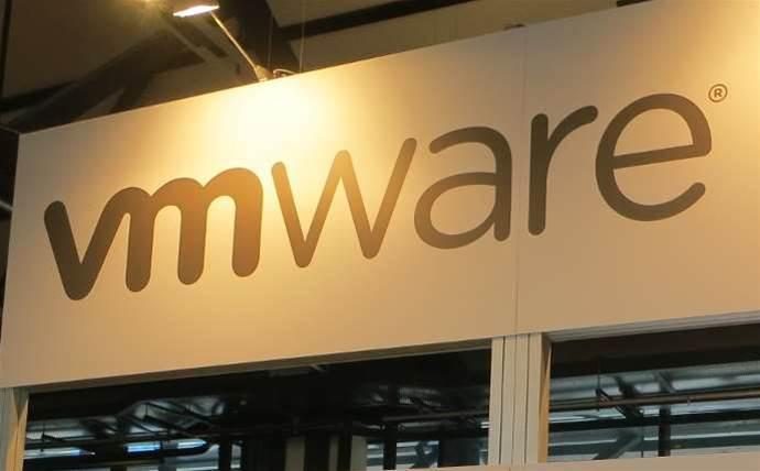 VMware chief admits 'volatile' time