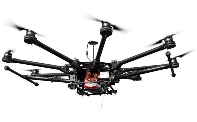 Drones stolen from Melbourne reseller