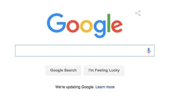 Google redesigns iconic logo for the fifth time