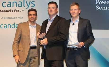 Ethan crowned Asia-Pac partner of the year at Canalys