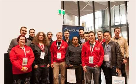 Developers flock to Kiandra IT Melbourne talkfest