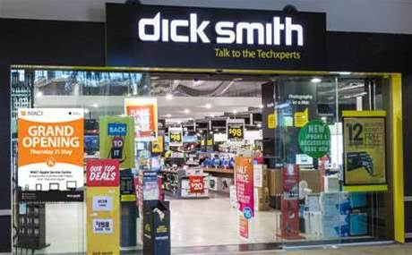 Dick Smith brings Apple reseller Mac1 in-store