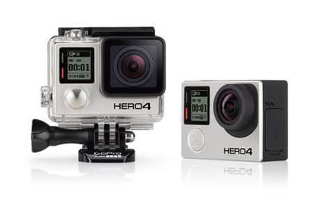 Apple granted patent to challenge GoPro