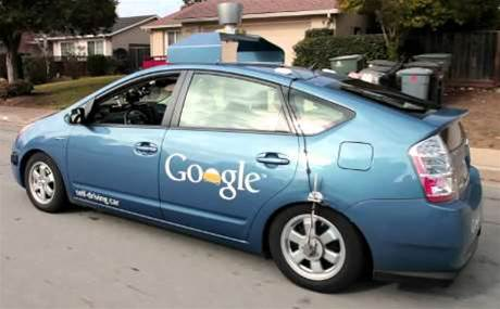 Google's self-driving cars involved in 11 accidents