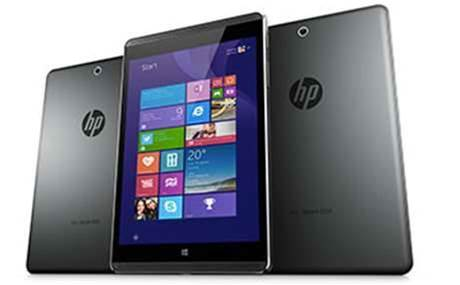 HP unveils first-ever Windows 10 tablet