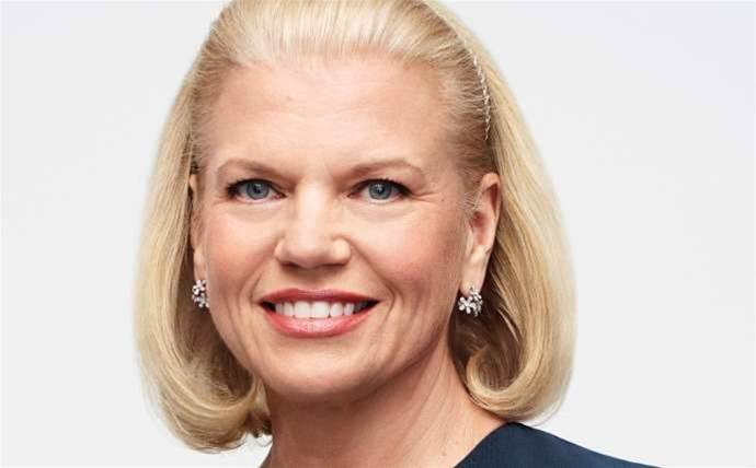 IBM's chief to partners: change is hard, not pretty