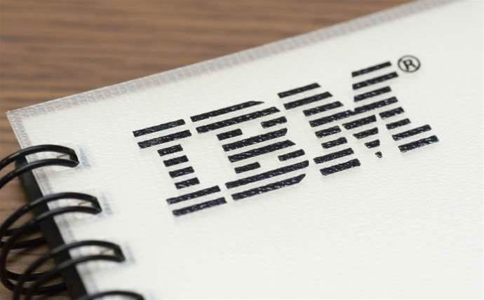 IBM suffers massive Aussie revenue fall