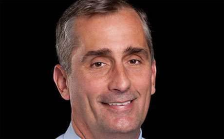 Intel boss wows crowd with selfie-taking wearable drone, PCs that can 'see'