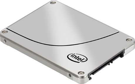 Intel reveals 540S SSD with TLC nand